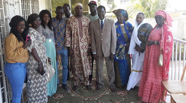 """Le Colonel Kébé """"déterminé à accompagner """" Idrissa Seck"""