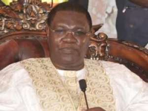 """[ AUDIO ] : """" Le Général est de retour"""" déclare Ousmane Ngom à Saint-Louis"""