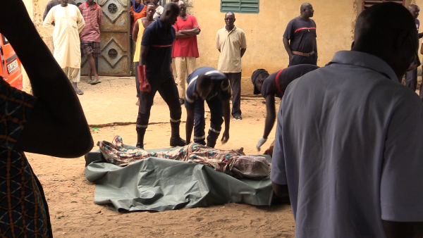 Diourbel : Une lycéenne tue son professeur avec un couteau