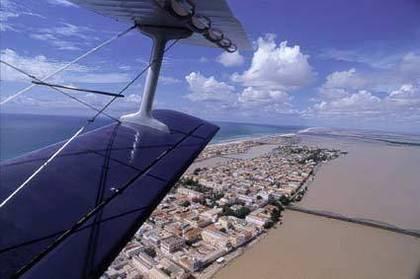 Saint-Louis- Gueth Ndar- Pêcheurs disparus: un avion français participe aux opérations de recherche