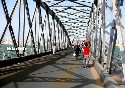 Fermeture du pont Faidherbe pour des essais de charge, ce week end