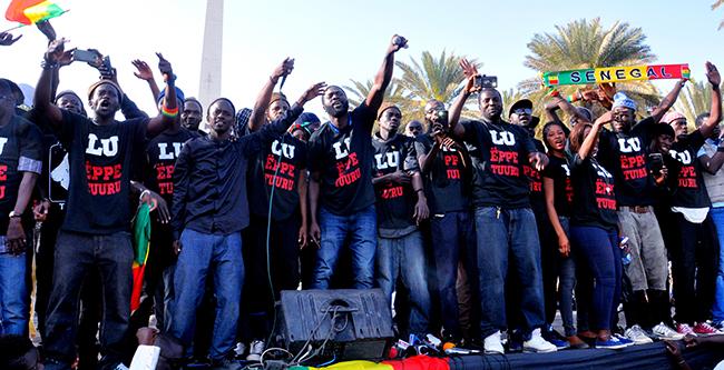 Mouvement Y en a marre : Aliou Sané remplace Fadel Barro