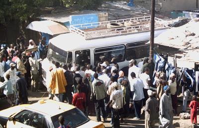Richard-Toll-Ndioum-Galoya : Les complaintes des usagers du 'tronçon de la mort'