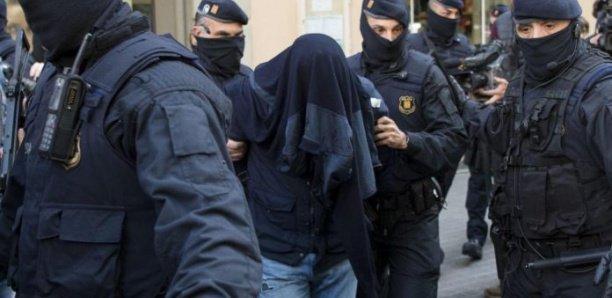 Deux Sénégalais arrêtés en Italie pour trafic de drogue