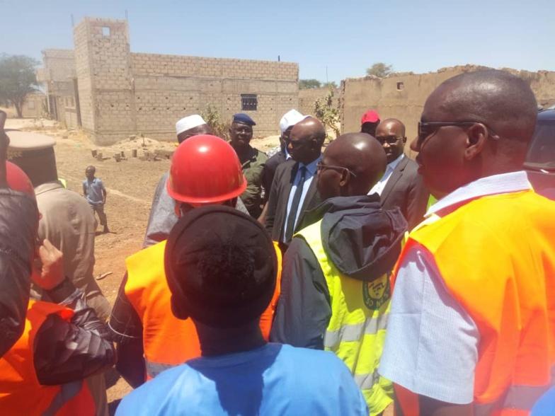 Ngaye Mékhé : le tuyau de la SDE a été réparé
