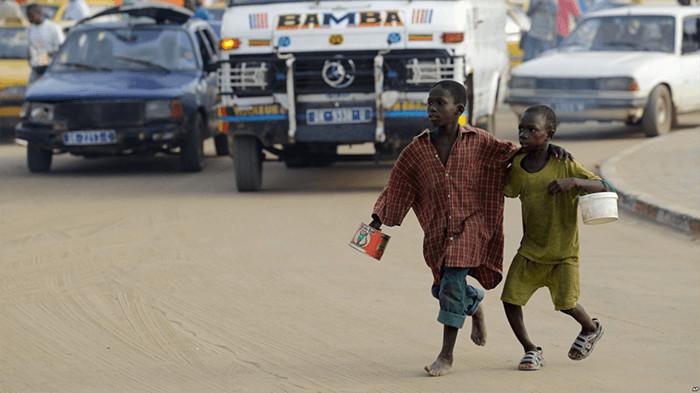 Plus de 30.000 enfants-mendiants au Sénégal