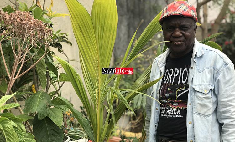 """Abdou SECK, arboriculteur fruitier : """" Partager mon Savoir avec les jeunes générations, c'est ma plus grande passion """""""