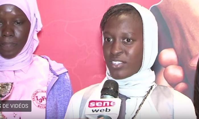Championne du concours national de dissertation, la Saint-Louisienne Ndèye Magatte FALL va recevoir  2.700.000 FCFA, un ordinateur et une bourse d'étude