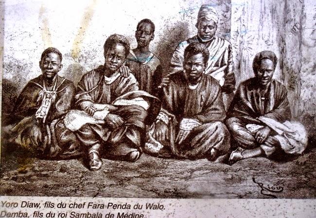 Le jeudi 03 avril 1919, disparaissait Yoro Boly DIAO