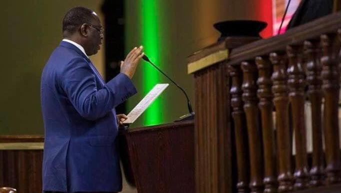 Prestation de Serment : le discours intégral de Macky SALL