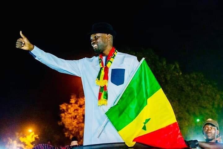 """Ousmane SONKO prie pour """" un Sénégal de progrès, de justice et de cohésion"""""""