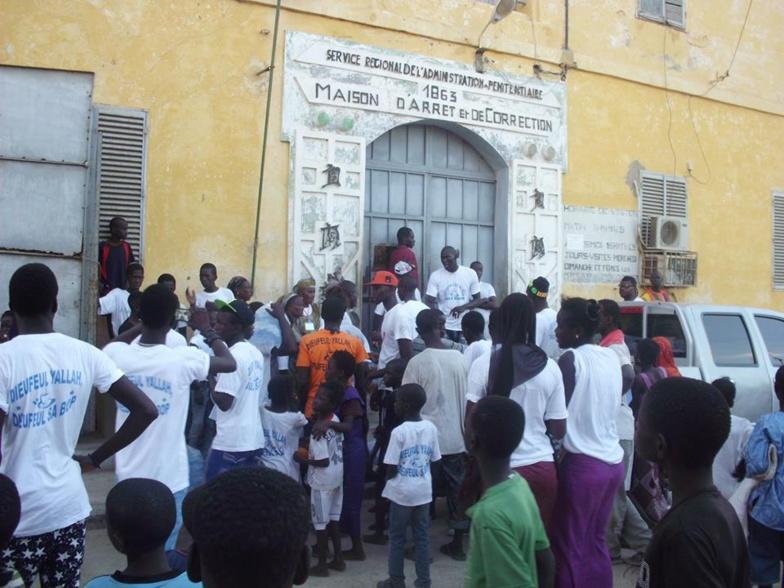 Grâce présidentielle pour 1066 détenus sénégalais