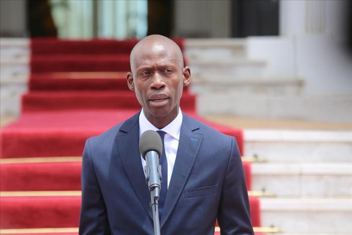 Maxime Jean Simon NDIAYE, nouveau SG du gouvernement