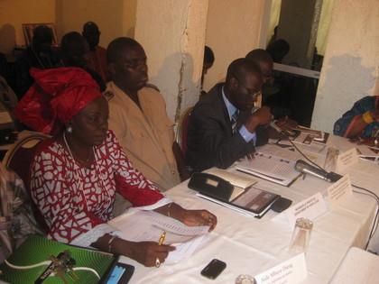 Saint-Louis : la consultation publique au menu d'un conclave d'élus locaux