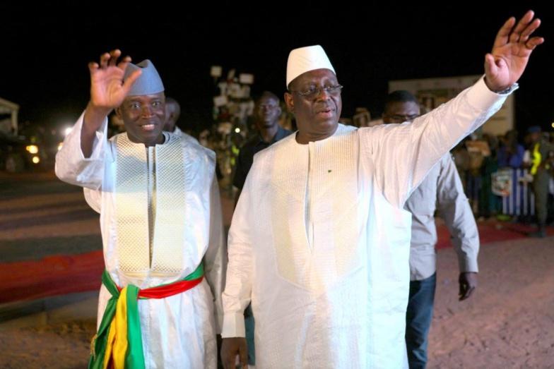 Ministre de l'Intérieur : Macky dévalue Aly Ngouille