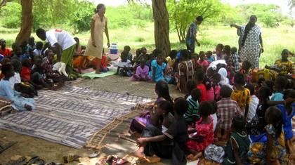 [ PHOTOS ] Teranga Ndar Ndar pour les enfants, sortie organisée par la MERERUE, ce samedi