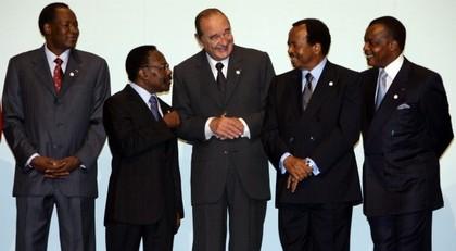 Revelations fracassantes du porteur de valises entre les chefs d'Etats Africains et la France : Abdoulaye Wade cité