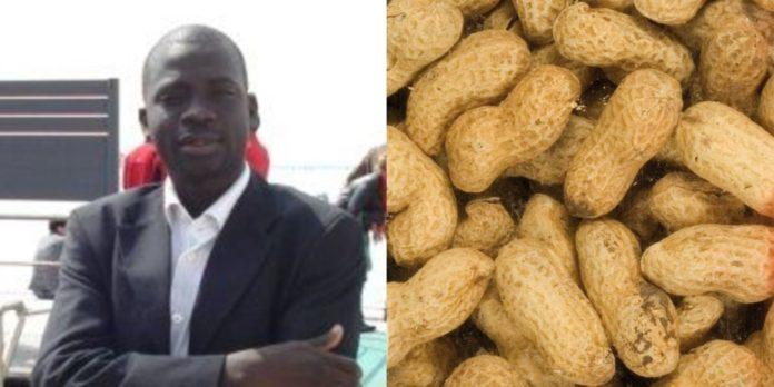 Voici Balla Diop Ngom de l'Ucad, l'homme qui produit de l'énergie avec de la coque d'arachide
