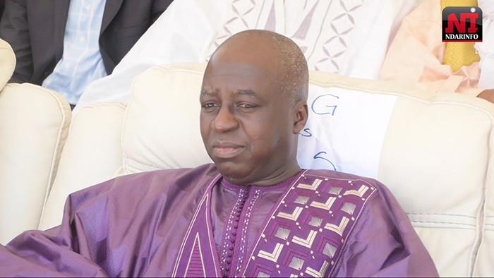 Le directeur de l'Agence des Aéroports du Sénégal (ADS) Papa Maël DIOP