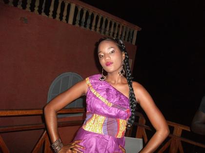 Eva Ndiaye ne sera pas candidate à Miss Sénégal 2011