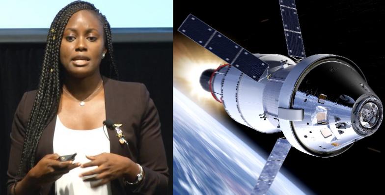Wendy Okolo, première femme africaine à obtenir un doctorat en génie aérospatial