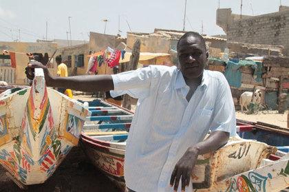 Portrait: N'diouga Gaye, pêcheur à Guet N'dar: « Chaque année, il y a au moins 25 morts en mer  »