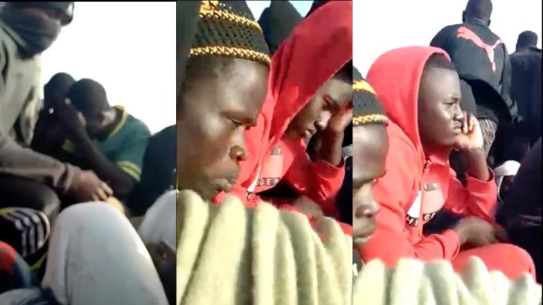 Mauritanie : Un pêcheur de Guet-Ndar filme leur arrestation (vidéo)