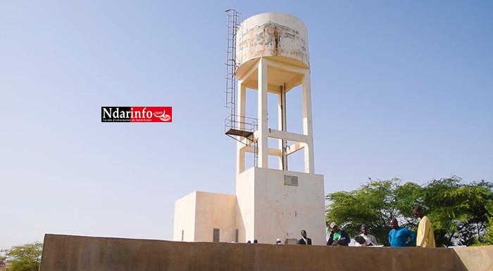 Accès à l'eau potable : À Ronkh, le château d'eau de Thiagar inauguré (vidéo)