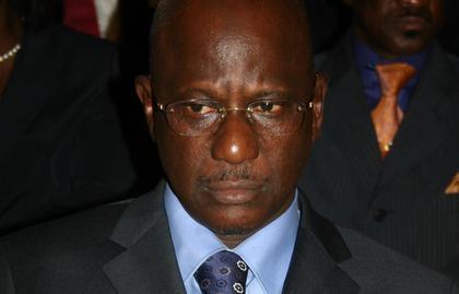 Cheikh Tidiane Sy interné d'urgence à l'hôpital Georges Pompidou de Paris