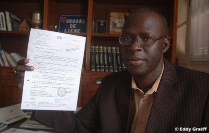 Saint-Louis juge prématurée la déclaration de la candidature de Cheikh Bamba Dièye