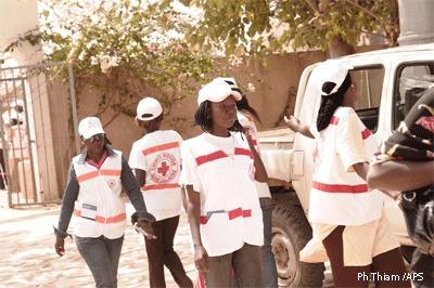 Saint-Louis: Bientôt un Institut de formation paramédical de la Croix-Rouge sénégalaise à Ngallèle