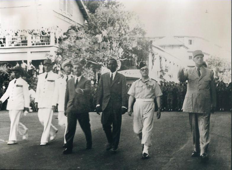 Aujourd'hui 5 mai 1984 : la mort de Valdiodio Ndiaye, celui qui a osé s'opposer au Général de Gaulle