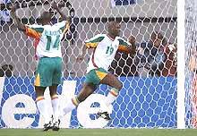 Ile-Maurice-Sénégal : 0-2