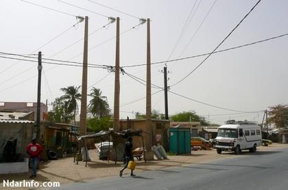 Saint-Louis : Un agent de la Senelec électrocuté par les trois poteaux de Pikine