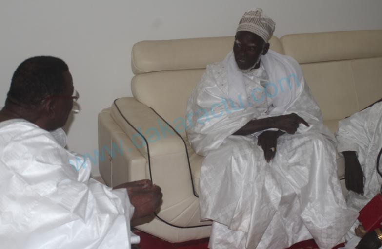 """Serigne Mountakha réclame la dépouille de Cheikh Béthio :  """"il doit reposer à Touba"""""""