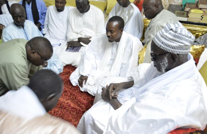 Serigne Bass Abdou Khadre : «  pourquoi Cheikh Béthio a été enterré à Touba (…) Cheikh Saliou THIOUNE est le Khalif des Thiantacones, c'est … »