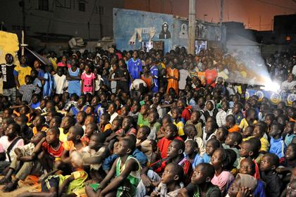 Le CNA Sénégal illumine Saint-Louis