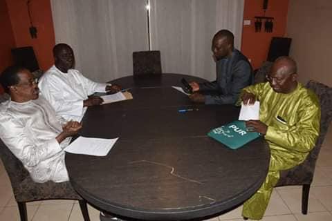 Dialogue national : Les 4 candidats de l'opposition bénissent le dialogue à condition ...