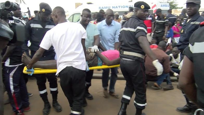 Kaolack: Un accident fait 5 morts et 20 blessés