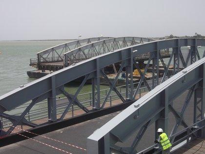 L'inauguration du pont Faidherbe reportée au mois de novembre