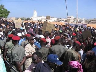 Fanaye : la marche reportée