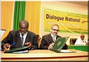 23:07  Mauritanie : Le dialogue national aboutit à un accord