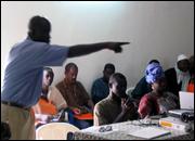 EDUCATION: COMMENTAIRE DU «RESUME DU BILAN DU PDEF 2010 »
