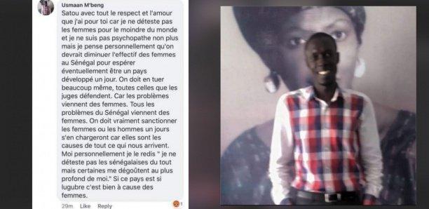 Appel à l'extermination des femmes sénégalaises : Ousmane Mbengue arrêté