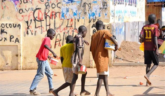 Macky Sall : « on va régler la question des enfants de la rue et resserrer la loi pour assurer la sécurité des femmes »