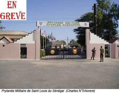 Saint-Louis: Les professeurs du Prytanée militaire en grève depuis mardi