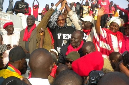 Benno Siggil Sénégal : Une union de façade ?