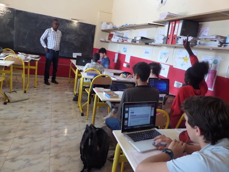Saint-Louis : Ouverture de la campagne d'inscriptions pour la rentrée 2019 à l'école française Saint-Exupéry