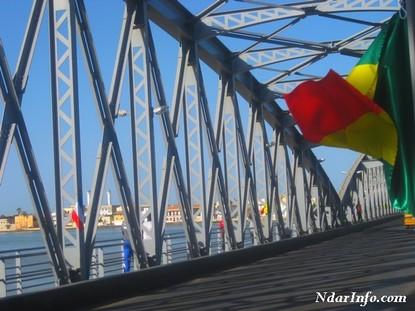 [GALERIE PHOTOS] Inauguration du Pont Faidherbe de Saint-Louis par le Président Wade, ce samedi