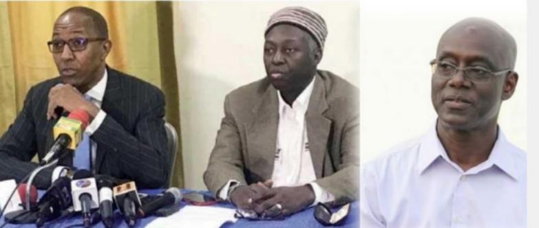 Abdoul Mbaye, Thierno Alassane Sall, Mamadou Lamine Diallo annoncent une plainte contre Aliou Sall et Frank Timis